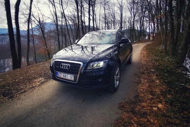 Audi Q5 2.0 TDI 4x4
