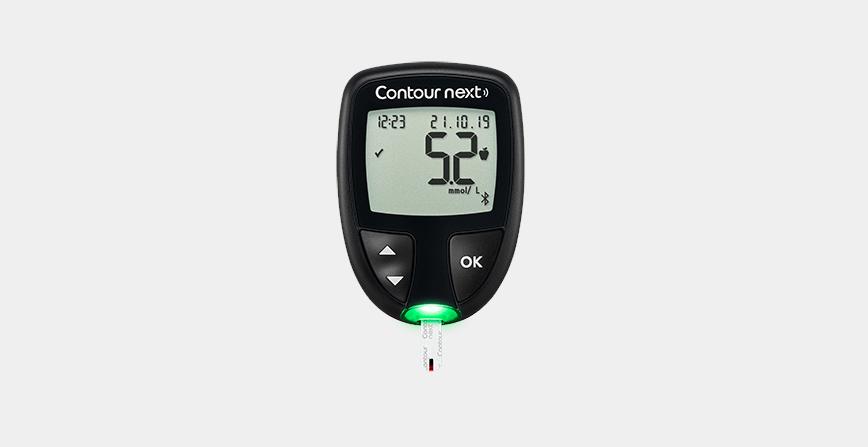 Aparat za mjerenje šećera u krvi-contour next novi