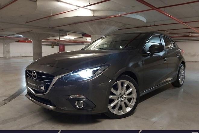 Mazda 3 Sport CD150, izvrsno stanje, bogata oprema, jamstvo 12 mjesec
