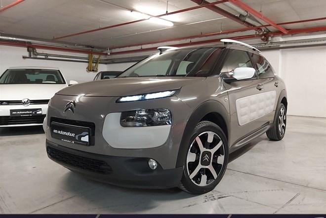 Citroën C4 Cactus BlueHDi 100, izvrsno stanje, bogata oprema, jamstvo 12 mjeseci