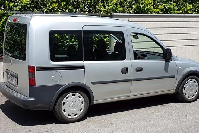 Opel Combo 1.4i LPG 2009.g. prodaje 2. vlasnik