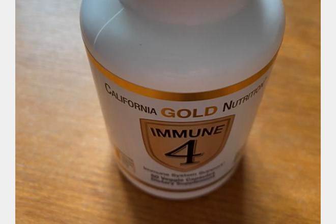 Vitamin C, vitamin D, selen i cink = 1 kapsula