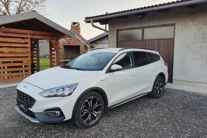 Ford Focus 2021 Kokemuksia