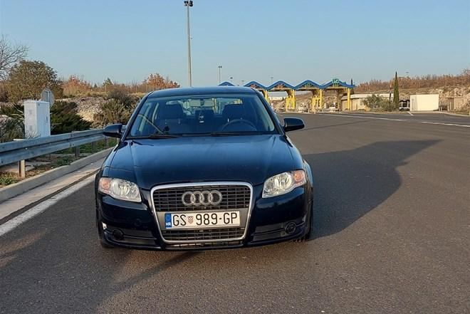 Audi A4 A4 2.0tdi 2005