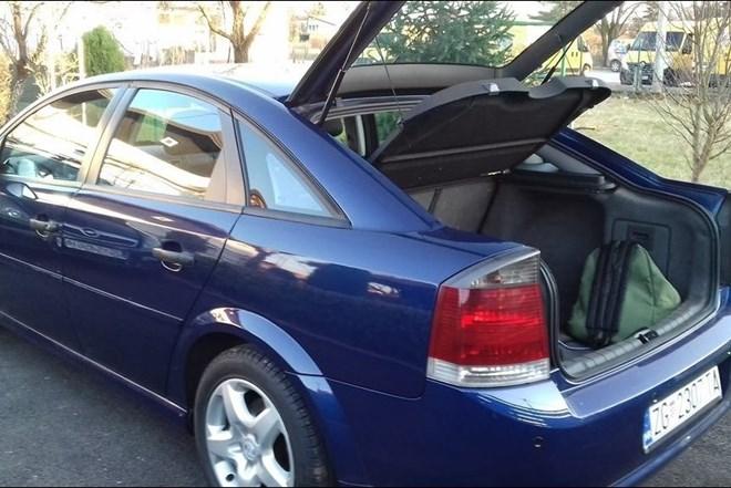 Opel Vectra 19 cdti