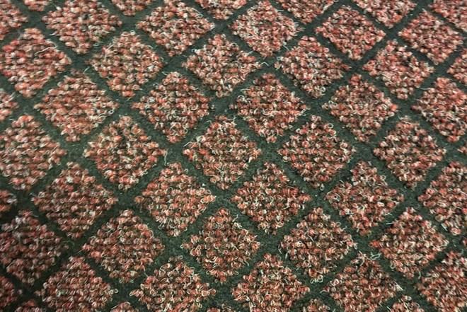 TEPIH staza/TAPISON/TEPISON 300 x 100 cm čvrsti gumena pozadina