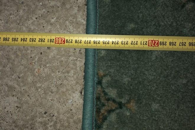XXL TEPIH 395 x 277 cm (400 x 280 cm) JUMBO VELIKI