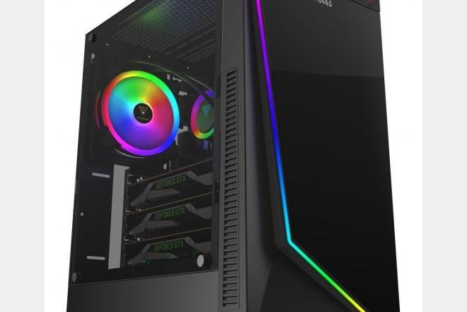 I5 4460 3.4 GHZ, 240GB SSD, 8GB RAM, GTX 1050TI 4GB, WIN 10, OFFICE, AV