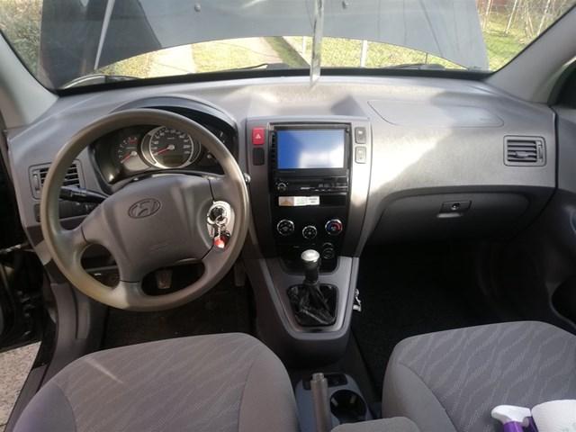 Hyundai Tucson 2005 Probleme