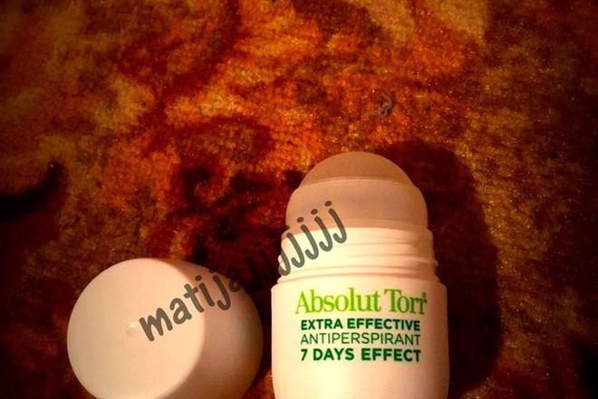 ROLL-ON antiperspirant, praktičan i učinkovit!!!!! STOP znojenju!