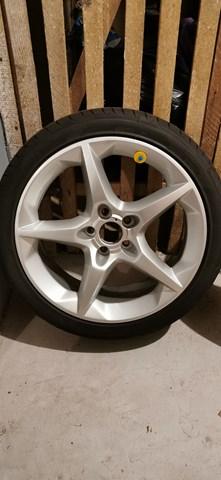 Opel Hakenkreuz Felge