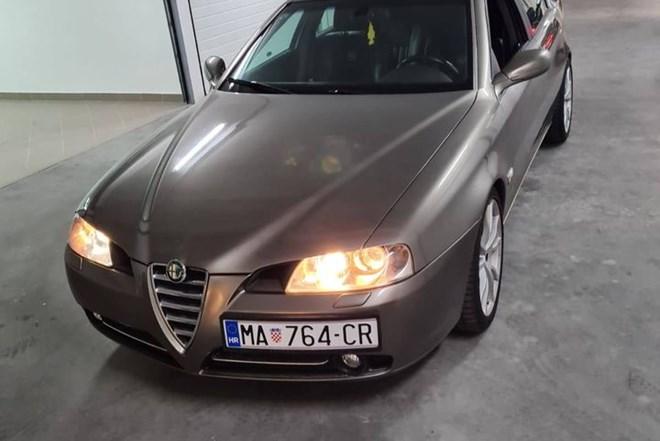Alfa Romeo 166 2.4 JTD TI Facelift