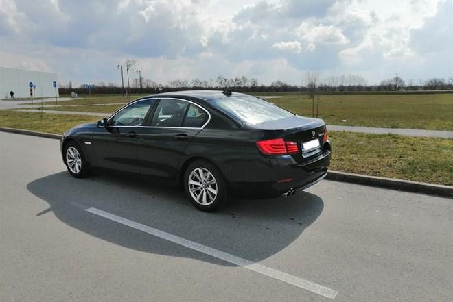BMW 520d 2012.g. Reg godinu dana