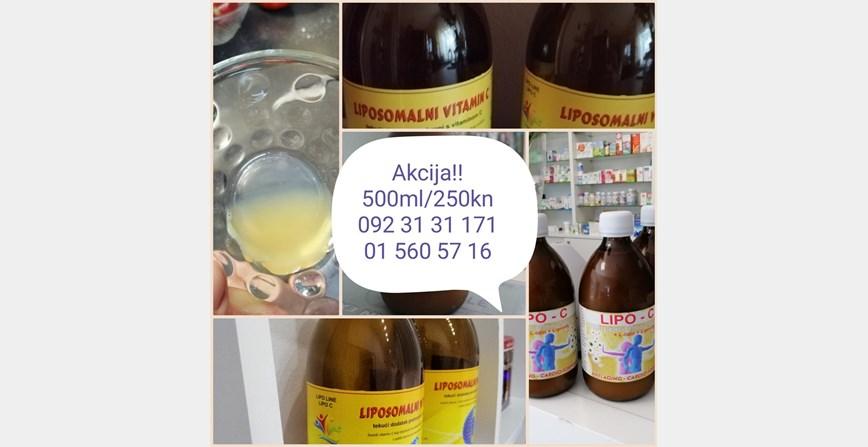 Distributere za liposomalne pripravke