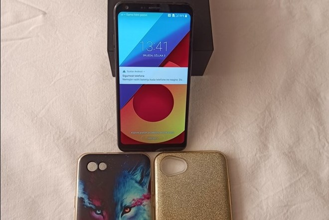 LG Q6 Pametni telefon/ mobitel