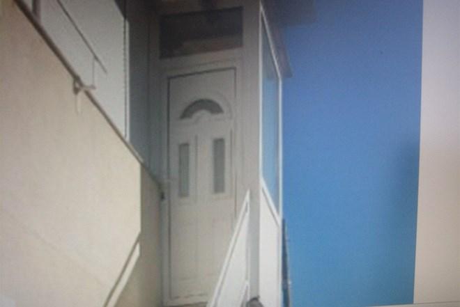 ALU-PVC ulazna kućica Predulaz