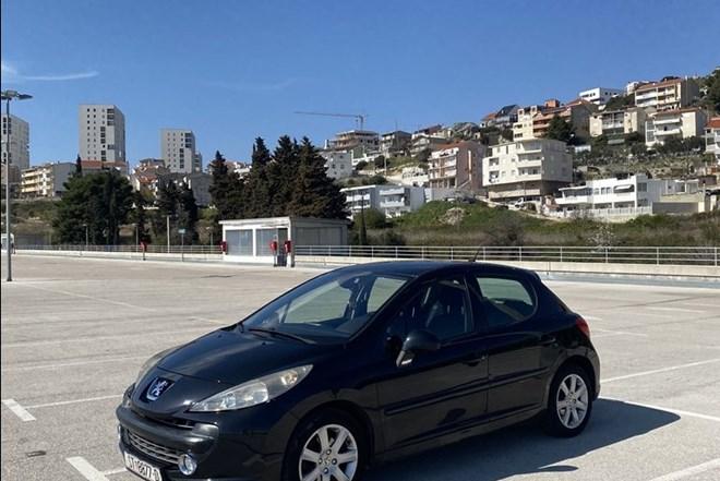 Peugeot 207 1.6 VTi SPORT