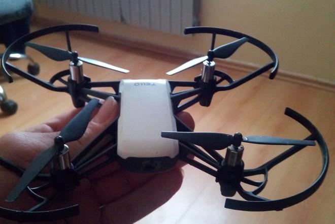 Dron tello dji boost