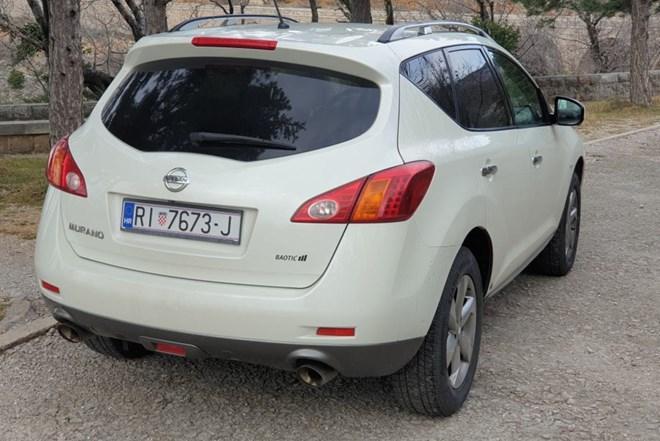 Nissan Murano 3,5 V6