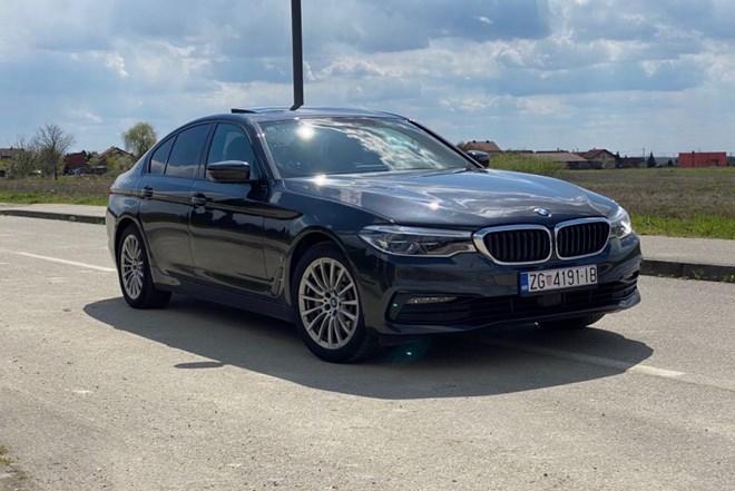 BMW serija 5 530e iPerformance Hibrid Sport Line Regan
