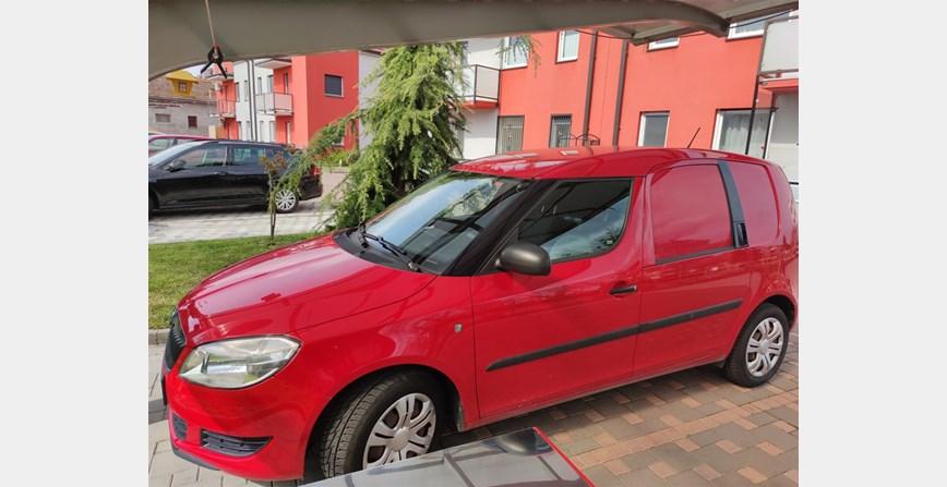 Škoda Roomster Praktik 1,2 TDI