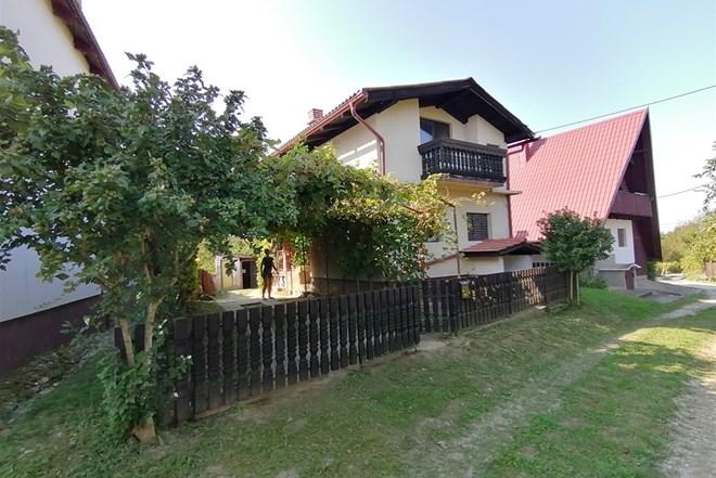 Kuća -  Gospodski breg, Cvetkovec