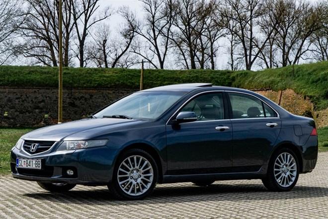 Honda Accord 2.4 Executive (LPG - Manual)