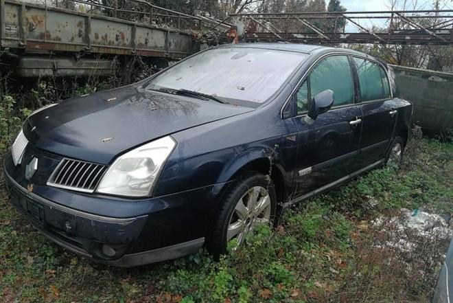Renault Vel Satis 2.2dci