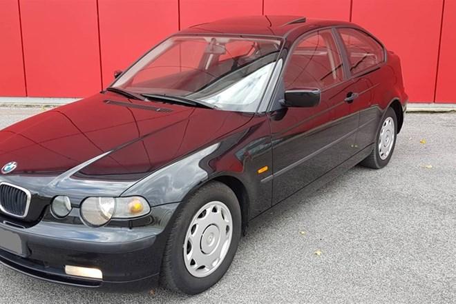 BMW 318 TI compact,MOŽE ZAMJENA,KOMBINACIJE,RATE---FULL OPREMA,ODLIČAN,SVE RADI----