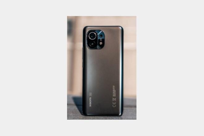 Xiaomi mi 11 midnight gray, 8/256 GB