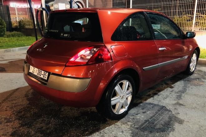 Renault Megane 1.5dci 2003 klima full oprema samo 800€!!!