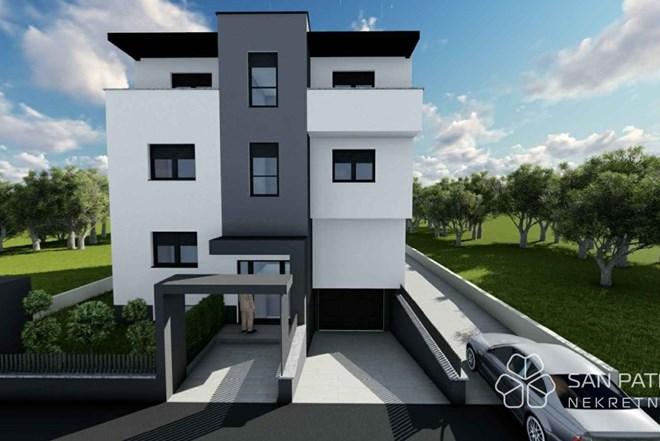 G. Dubrava: URBANA VILA, 3-S (72 m2), odlična lokacija, garaža