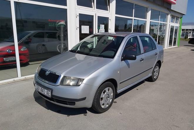 Škoda Fabia 1.9 SDI SEDAN (KLIMA) registriran 03/2022