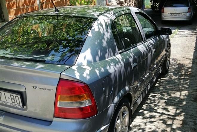 Opel Astra G, 1.6 16v