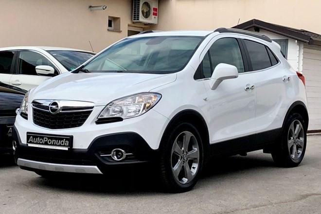 Opel Mokka 1.7CDTI 130KS COSMO INNOVATION, 1.VLASNIK