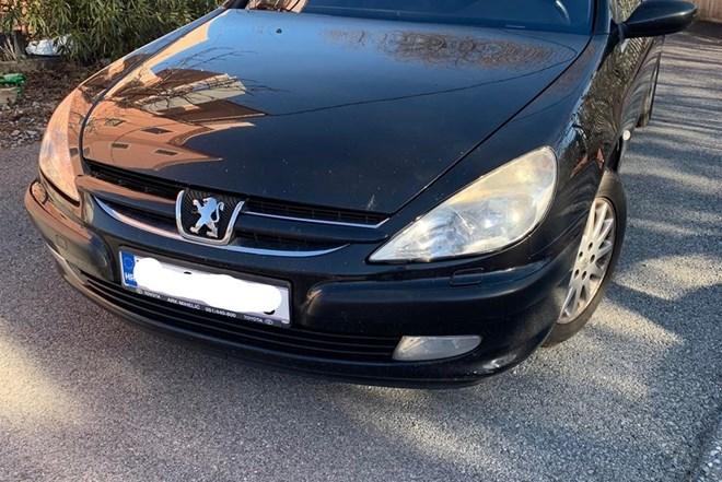 Peugeot 607 2.9 V6