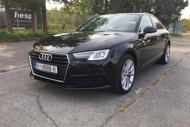 Audi A4 2.0 TDI *2017*BI-XENON*MOGUCA ZAMJENA*