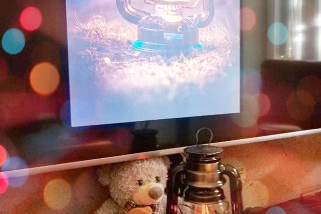 Fenjer, lanterna na struju (220V) - ukrasna svjetiljka dekor za svaki prostor